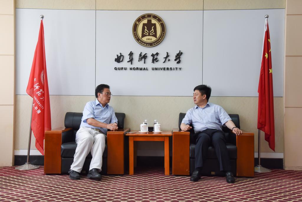 复旦大学吴兆路教授受聘我校兼职教授